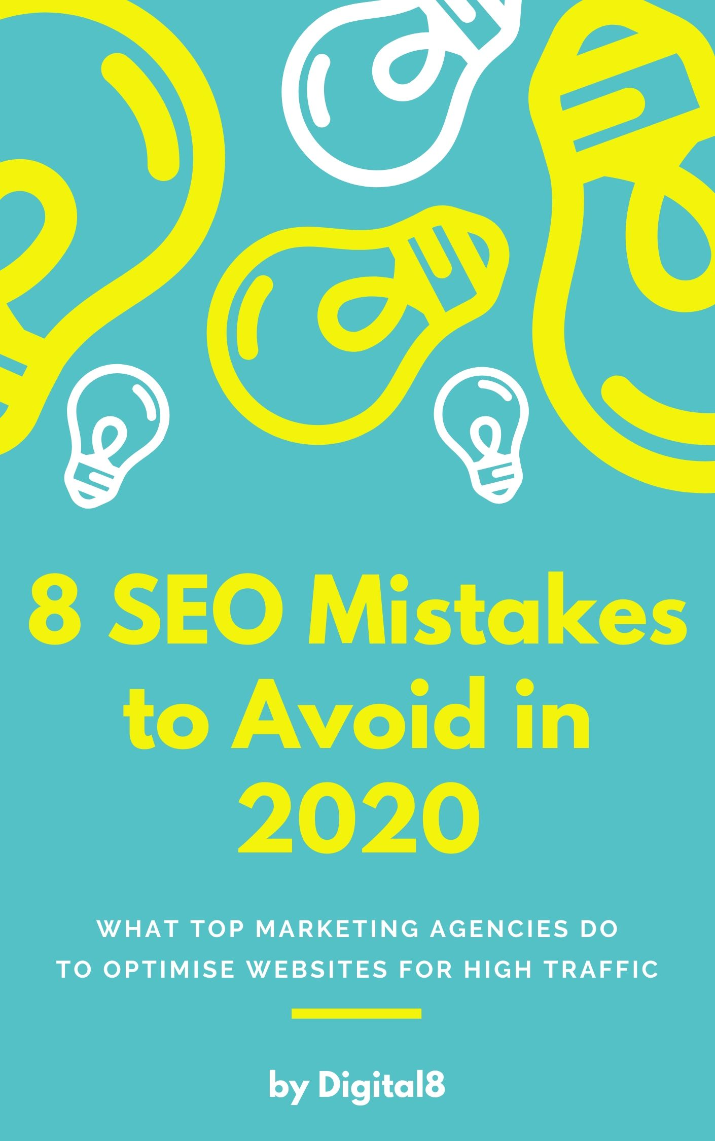 8 SEO Mistakes to Avoid in 2020